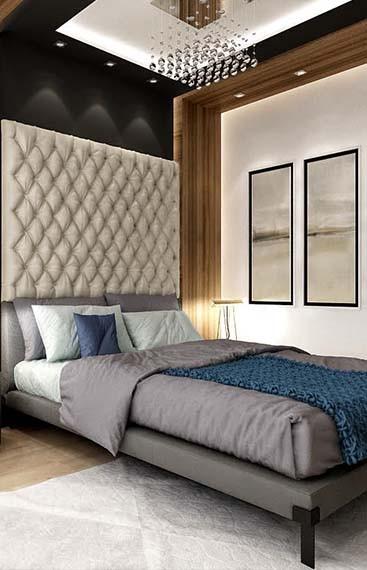 Bedroom Design Ultra-Modern